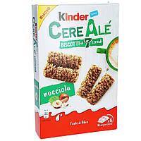 Печенье Kinder CereAle Biscotti nocciola 204g