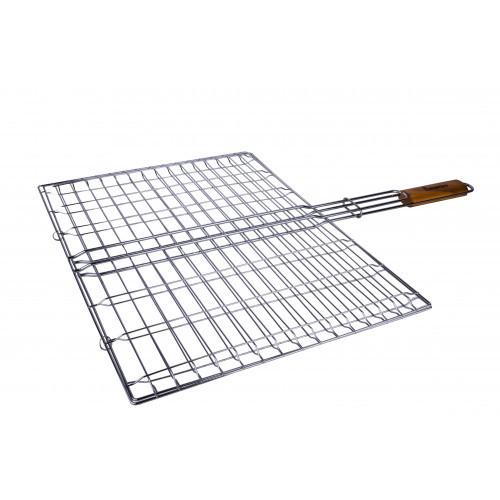 Решітка для барбекю 65*46см плоске HF-022 Zauberg