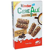 Печенье Kinder CereAle Biscotti fondente 204g