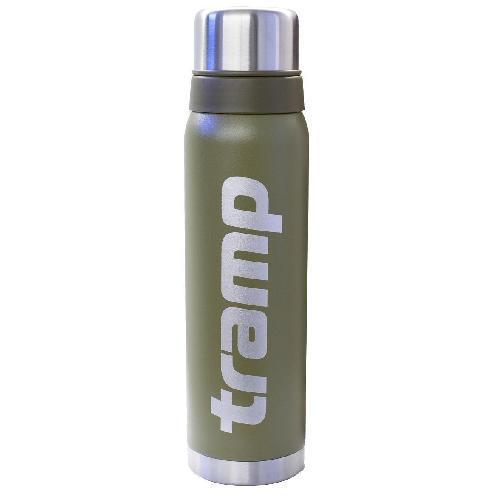 Термос 0,9 л Tramp TRC-027-olive