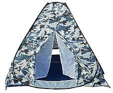 Всесезонная палатка-автомат для рыбалки Ranger winter-5 Hunter, фото 2