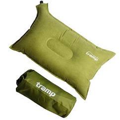 Самонадувающаяся подушка комфорт Tramp TRI-012