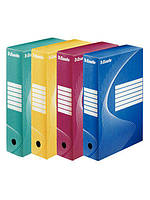 Архивный бокс Архивные боксы Esselte Boxy 100мм емкость 1000 листов