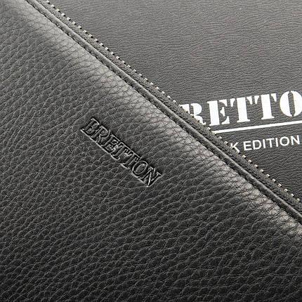 Кошелек BE Мужской BRETTON 162-22 black, фото 2