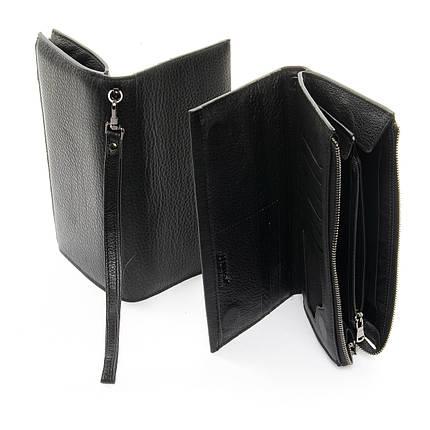Кошелек BE Мужской BRETTON 162-5 black, фото 2