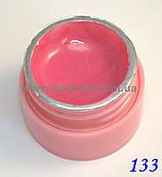 Цветной гель Canni 5 мл с блеском №133 , фото 1