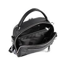 Сумка Женская Классическая кожа М 198 black, фото 3