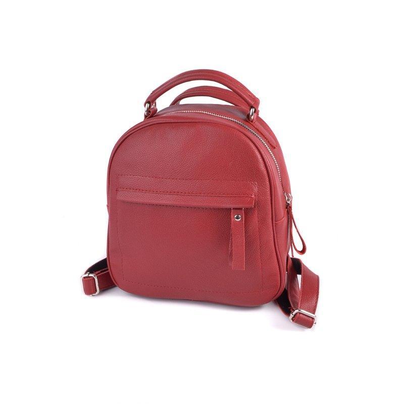 Сумка Женская Классическая кожа М 263 red