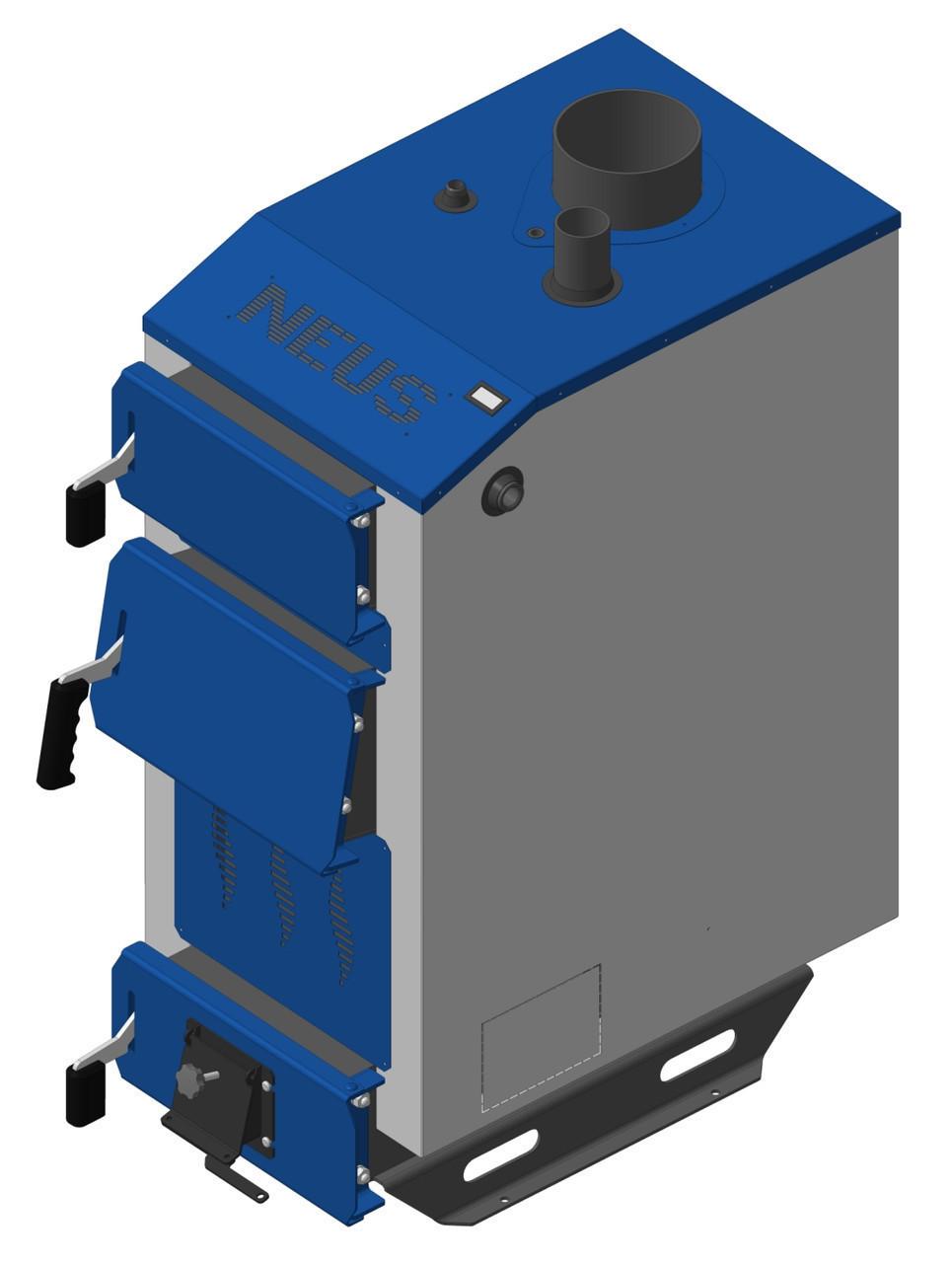 Твердотопливный котел Неус-Практик 30 кВт