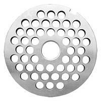 Решетка №3 мясорубки МИМ-600 01.006 Отверстия 9 мм