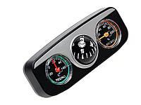 Автомобільний компас, термометр, гігрометр Elite 3 в 1