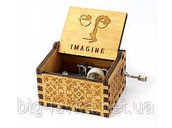 Деревянная музыкальная шкатулка Imagine №25