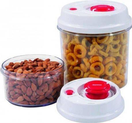 Набір вакуумних харчових контейнерів BERGNER MR-BG-3621, фото 2