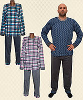 Пижама мужская комби кулир