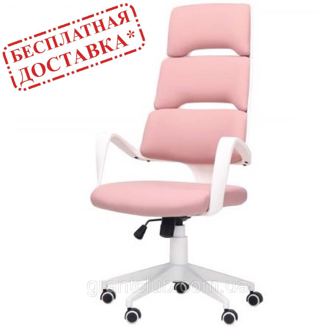 Кресло Spiral White Pink AMF (бесплатная доставка)