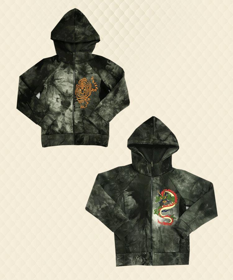 Куртка для хлопчика варенка трехнить