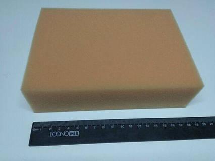 Губка для мытья машины CARLIFE CL-417) ECO 195х140х50