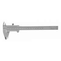 Штангенциркуль Neo Tools 150 мм, нержавеющая сталь (75-000)