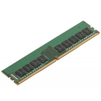 Модуль памяти для сервера DDR4 16GB ECC UDIMM 2400MHz 2Rx8 1.2V CL17 Kingston (KSM24ED8/16ME)