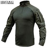 Рубашка UBACS тактическая S.W.A.T. OLIVE