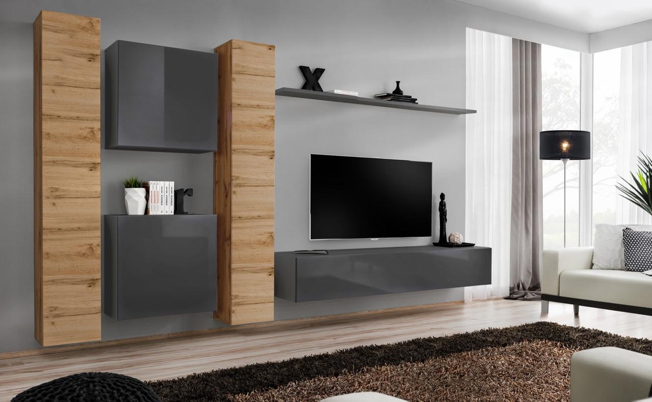 Мебельная стенка Switch VI