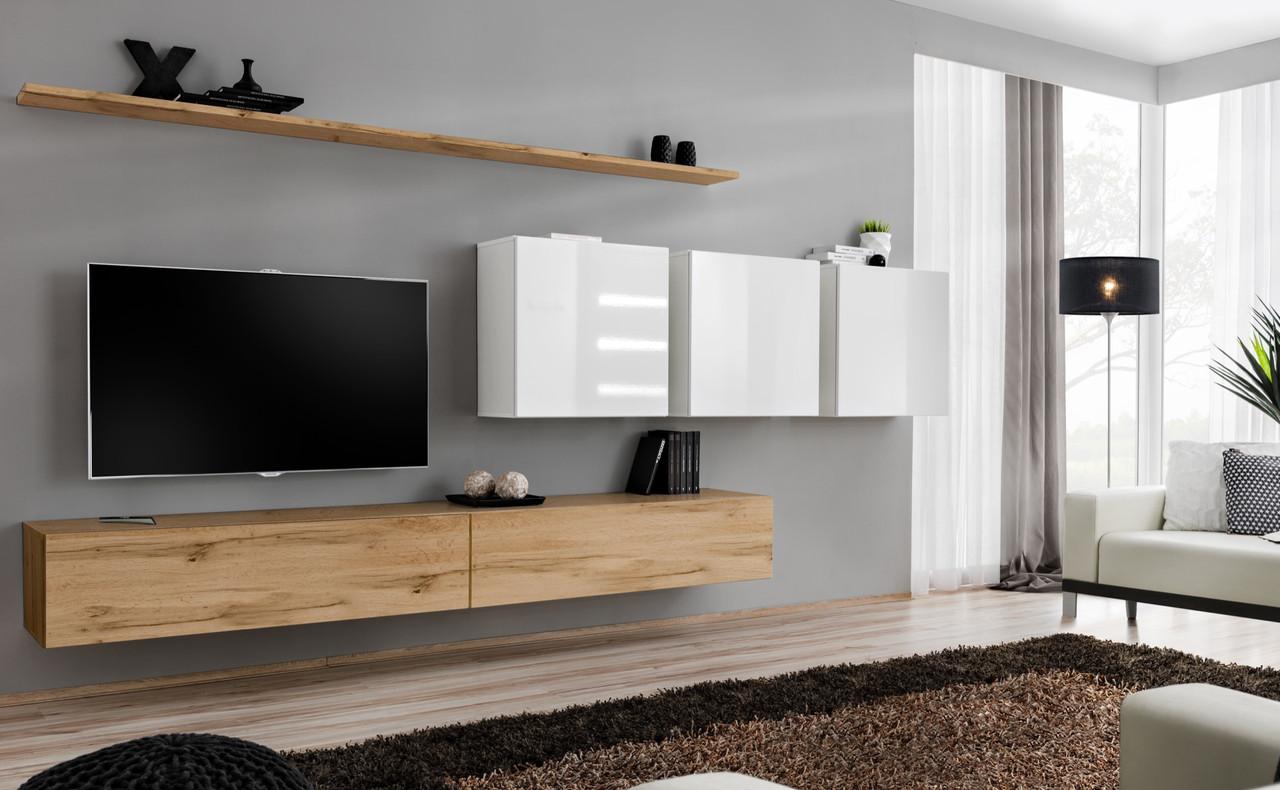 Мебельная стенка Switch VII