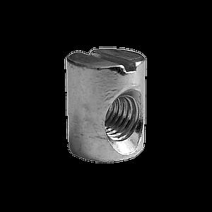Соеденительный элемент JRМ6 10х13, цинк белый, METALVIS Украина [3SC2100003SC601420]