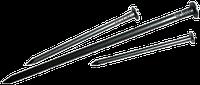 Гвозди 3,0х80 шлифованные (10 КИЛОГРАМ), METALVIS Украина [AGV000000AGV348010]