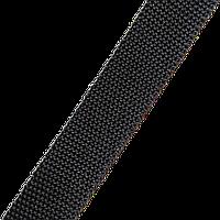 Лента монтажная полипропиленовая 20мм черная U, METALVIS Украина [91CTV0091008020000]