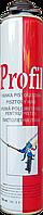 """Пена монтажная зимняя """"PROFIL"""" Gu820мл. для пистолета, SOUDAL Бельгия [000010000000750GG2]"""