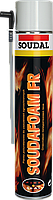 Пена пожаробезопасная Soudafoam FR 750мл., SOUDAL Бельгия [000010000000750RF0]