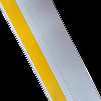 Наличник ПВХ 70мм кутов (50м), SOUDAL Бельгия [000500000000000022]