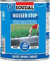 Мастика для кровли Wasser Stopp 750мл., SOUDAL Бельгия [00004000WAS0000001]