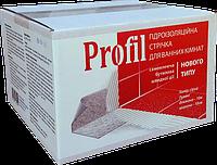 Лента монтажная бутиловая гидроизоляционная Profil 100мм*10м, SOUDAL Бельгия [00004000SBR0100000]