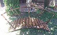Мостик садовый для ландшафтного оформления МС-5 Солнышко 1,5м