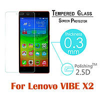 Защитное стекло TG Premium Tempered Glass 0.3mm (2.5D) для Lenovo Vibe X2
