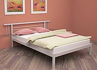 Кровать металлическая ASTRA Метакам. Металева кровать Loft