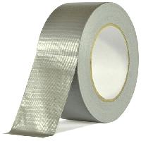 HPX Скотч армированный односторонний 50мм*25м сріблястий PE5025, METALVIS Украина [INRUC0007500250010]