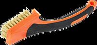 Щетка проволочная 175мм с нержавеющего металлу, Tactix [instntndr175ss0pt0]