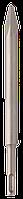 Лом (піка) 12х250 sds-plus, Diager Франция [SD3XX322D12L025000]