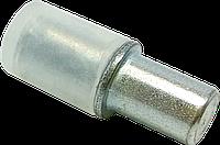 Полкодержатель 5/5x16 мм для стеклаа прозрачный, METALVIS Украина [3M0003M08783405510]