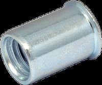 RS-Гайка М8/0, 5-3 клепальная, уменьшенная, потайная головка, D11, METALVIS Украина [97M10000097M108350]