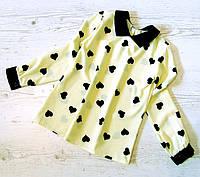 Р.122,134  Детская блузка, фото 1