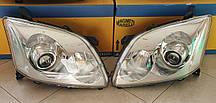Оригинальные фары под xenon toyota avensis T25  2004-