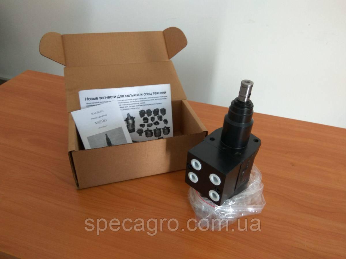 Насос дозатор ХУ-145-10/1 | Гидроруль ХУ-145-10/1 с блоком клапанов