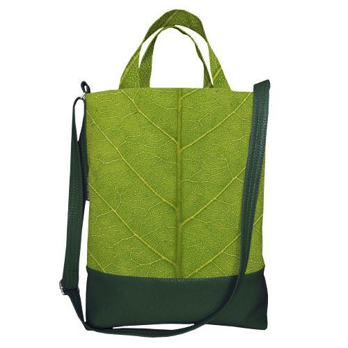 Городская сумка City Зеленый листок (SCB_14A098_TZE)
