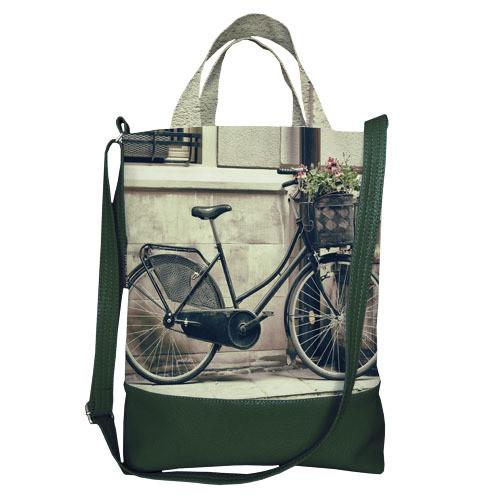 Городская сумка City Велосипед (SCB_14A099_TZE)
