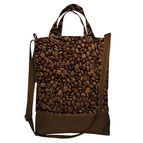 Городская сумка City Кофе (SCB_14A110_TBR)