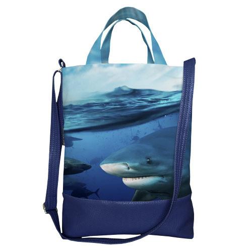Городская сумка City Акула (SCB_14A117_TSI)