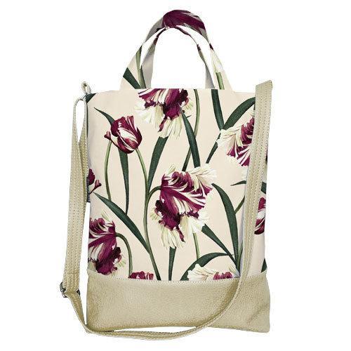 Городская сумка City Цветы (SCB_FFL010_SBR)